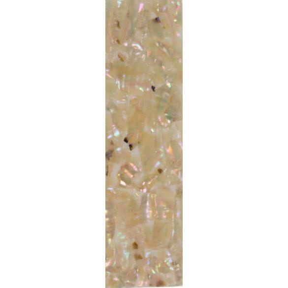 Seashell Wrap - Weiss