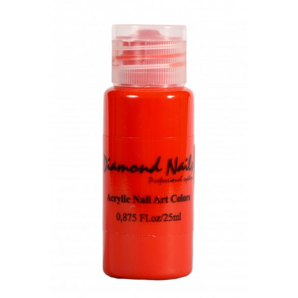 Acrylfarbe in Rot 008