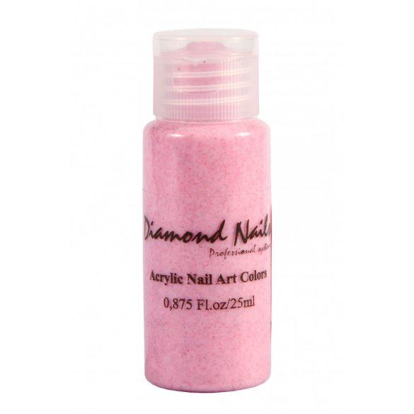 Acrylfarbe in Rosa Glitter 051