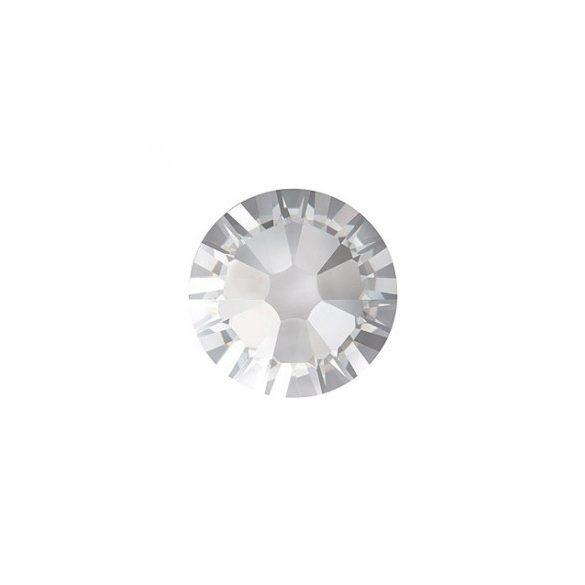 Swarovski Strasssteine in Silber mini 100 Stück