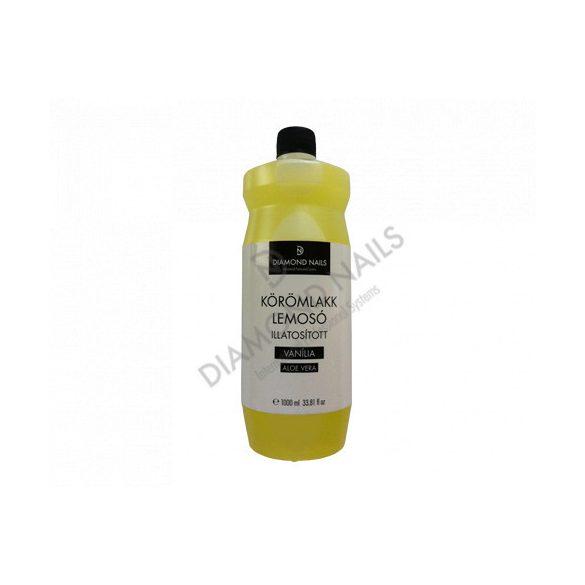 Nagellack entferner mit Aloe Vera Extrakt 1L-Vanille
