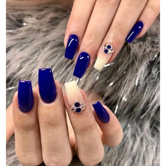 Gel Polish - DN001 Royal Blue