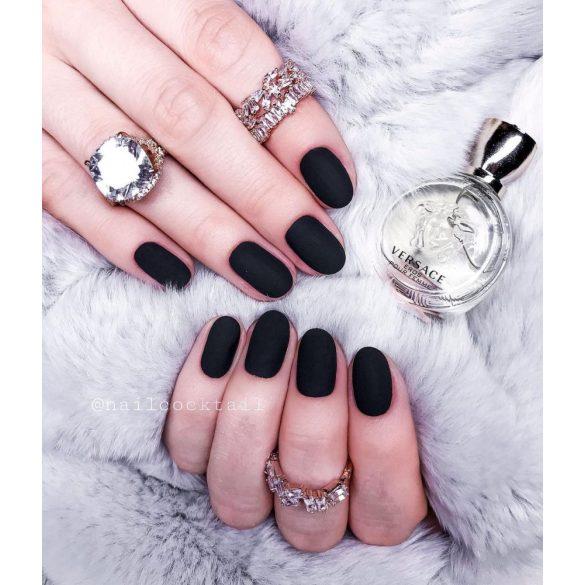 Gel Polish - DN004 Black Ebony