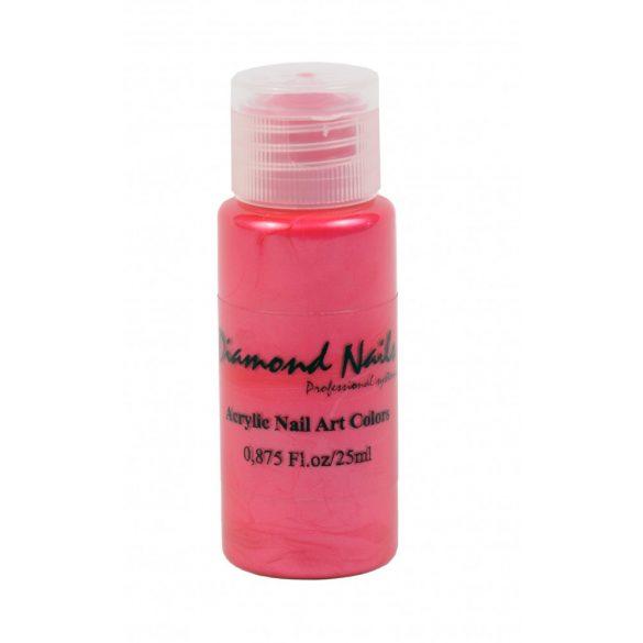 Acrylfarbe in Rot Perlmutt 030