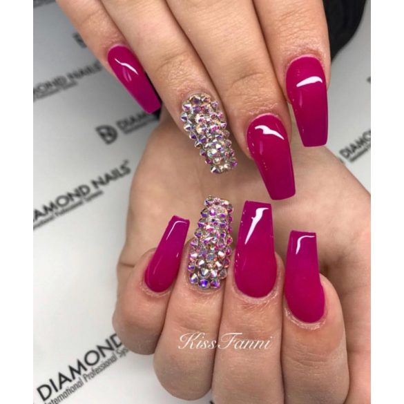 Gel Polish - DN019 Magenta