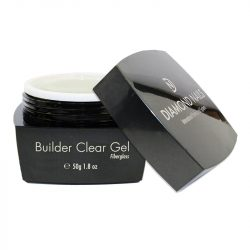Builder Clear Fiberglas Gel 50gr
