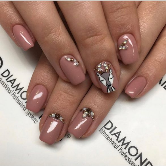 Gel Polish - DN035 Macadamia
