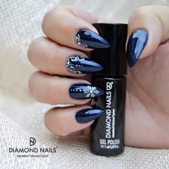 Gel Polish - DN037 Midnight Blue