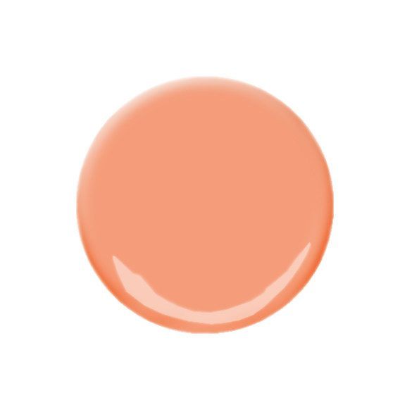 Transparente Gel in Orange 057