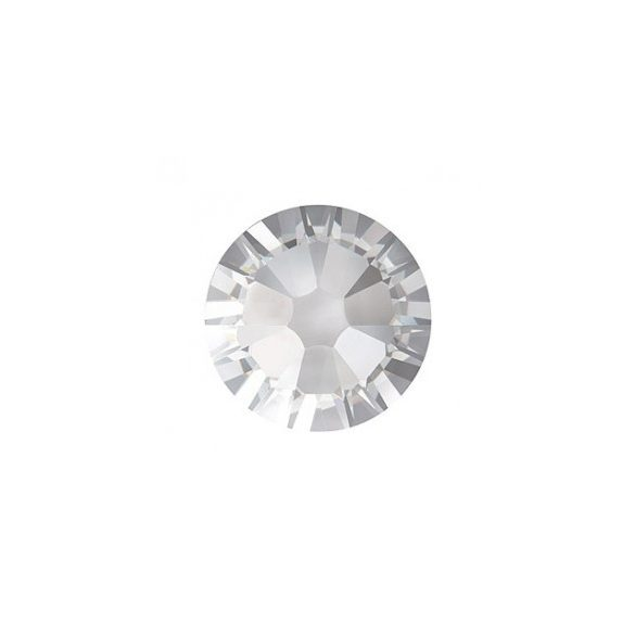 Swarovski Strasssteine in Silber gross 100 Stück