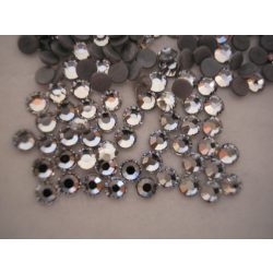 Swarovski Strasssteine in Silber 50Stück (zum Aufbügeln)