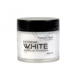 Acryl Pulver Extra White 28gr