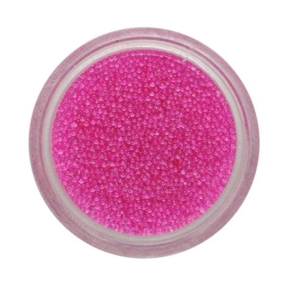 Nail Art Perlen in Rosa