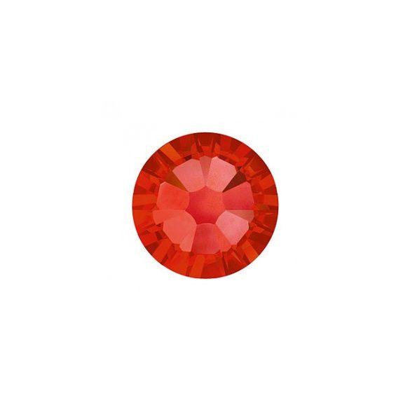 Swarovski Strasssteine in Rot 100 Stück
