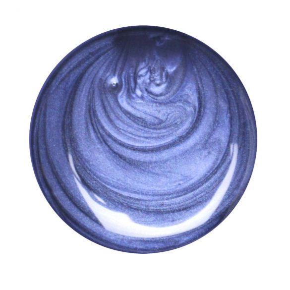 Farbgel in Blau Metall  026