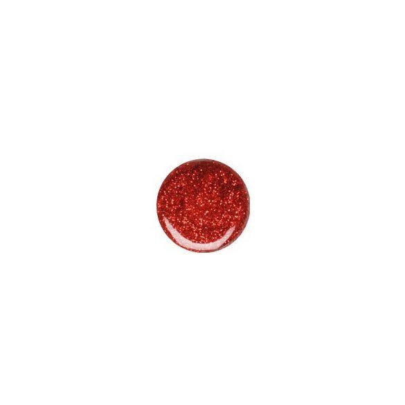 Glitter Gel in Rot 070