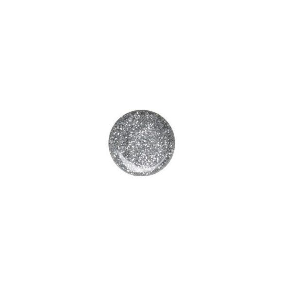 Glitter Gel in Silber 077