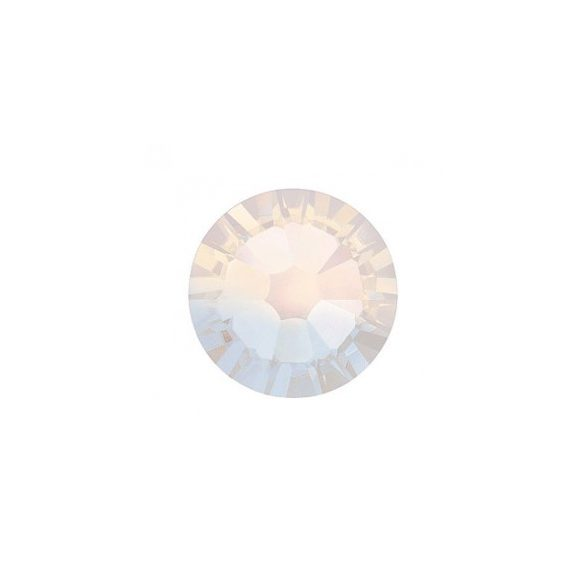 Swarovski Strasssteine in Weiss Opal 100 Stück